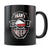 Deans Pies - 11oz/15oz Black Mug-Coffee Mug-CustomCat-11oz Mug-Black-