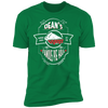 Deans Pies - T-Shirt-T-Shirt-CustomCat-Men's T-Shirt-Kelly Green-S