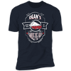 Deans Pies - T-Shirt-T-Shirt-CustomCat-Men's T-Shirt-Midnight Navy-S