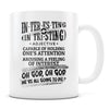 Define Interesting - 11oz/15oz White Mug-Coffee Mug-CustomCat-11oz Mug-White-