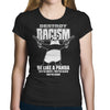 Destroy Racism Like a Panda - T-Shirt-T-Shirt-CustomCat-