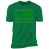 Died of Preexisting Condition - T-Shirt-T-Shirt-CustomCat-Men's T-Shirt-Kelly Green-S