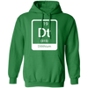 Dilithium Periodic Symbol - Hoodie-Hoodie-CustomCat-Irish Green-S-