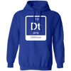 Dilithium Periodic Symbol - Hoodie-Hoodie-CustomCat-Royal Blue-S-
