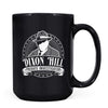 Dixon Hill - 11oz/15oz Black Mug-Coffee Mug-CustomCat-15oz Mug-Black-