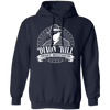 Dixon Hill Private Investigator - Hoodie-Hoodie-CustomCat-Navy-S-