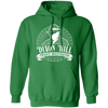 Dixon Hill Private Investigator - Hoodie-Hoodie-CustomCat-Irish Green-S-