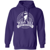 Dixon Hill Private Investigator - Hoodie-Hoodie-CustomCat-Purple-S-