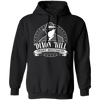Dixon Hill Private Investigator - Hoodie-Hoodie-CustomCat-Black-S-