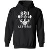 Do You Even Leviosa - Hoodie-Hoodie-CustomCat-Black-S-