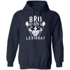 Do You Even Leviosa - Hoodie-Hoodie-CustomCat-Navy-S-