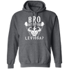 Do You Even Leviosa - Hoodie-Hoodie-CustomCat-Dark Heather-S-