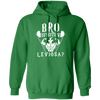 Do You Even Leviosa - Hoodie-Hoodie-CustomCat-Irish Green-S-