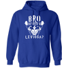 Do You Even Leviosa - Hoodie-Hoodie-CustomCat-Royal Blue-S-