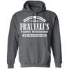 Fratellis - Hoodie-Hoodie-CustomCat-Dark Heather-S-