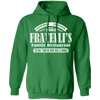 Fratellis - Hoodie-Hoodie-CustomCat-Irish Green-S-