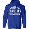 Fratellis - Hoodie-Hoodie-CustomCat-Royal Blue-S-