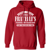 Fratellis - Hoodie-Hoodie-CustomCat-Red-S-