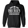 Fratellis - Hoodie-Hoodie-CustomCat-Black-S-