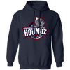 Gilnean Hounds - Hoodie-Hoodie-CustomCat-Navy-S-