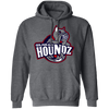 Gilnean Hounds - Hoodie-Hoodie-CustomCat-Dark Heather-S-