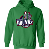 Gilnean Hounds - Hoodie-Hoodie-CustomCat-Irish Green-S-