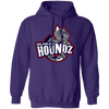 Gilnean Hounds - Hoodie-Hoodie-CustomCat-Purple-S-
