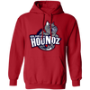 Gilnean Hounds - Hoodie-Hoodie-CustomCat-Red-S-