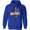 Gilnean Hounds - Hoodie-Hoodie-CustomCat-Royal Blue-S-