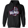 Gilnean Hounds - Hoodie-Hoodie-CustomCat-Black-S-