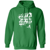 Got a Secret - Hoodie-Hoodie-CustomCat-Irish Green-S-