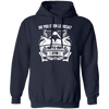 Huffle-Buff Gym - Hoodie-Hoodie-CustomCat-Navy-S-