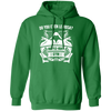 Huffle-Buff Gym - Hoodie-Hoodie-CustomCat-Irish Green-S-