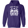 Huffle-Buff Gym - Hoodie-Hoodie-CustomCat-Purple-S-