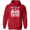 Huffle-Buff Gym - Hoodie-Hoodie-CustomCat-Red-S-