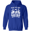 Huffle-Buff Gym - Hoodie-Hoodie-CustomCat-Royal Blue-S-