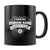 Husband Aggro - 11oz/15oz Black Mug-Coffee Mug-CustomCat-11oz Mug-Black-