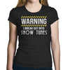 I Break Out Into Show Tunes - T-Shirt-T-Shirt-CustomCat-