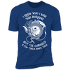 I Knew Who I Was This Morning - T-Shirt-T-Shirt-CustomCat-Men's T-Shirt-Royal Blue-S
