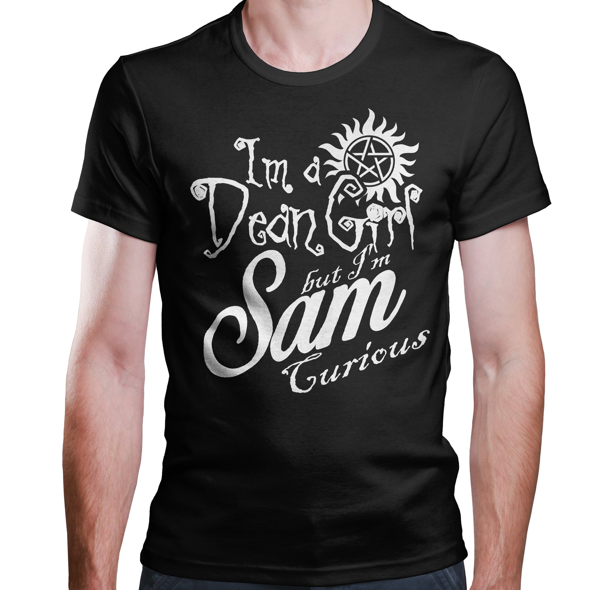 I'm a Dean Girl - T-Shirt-T-Shirt-CustomCat-