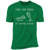 Inevitable Betrayal - T-Shirt-T-Shirt-CustomCat-Men's T-Shirt-Kelly Green-S