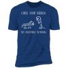 Inevitable Betrayal - T-Shirt-T-Shirt-CustomCat-Men's T-Shirt-Royal Blue-S