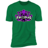 Kul'tiras Krakens - T-Shirt-T-Shirt-CustomCat-Men's T-Shirt-Kelly Green-S