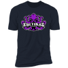 Kul'tiras Krakens - T-Shirt-T-Shirt-CustomCat-Men's T-Shirt-Midnight Navy-S