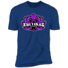 Kul'tiras Krakens - T-Shirt-T-Shirt-CustomCat-Men's T-Shirt-Royal Blue-S