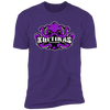 Kul'tiras Krakens - T-Shirt-T-Shirt-CustomCat-Men's T-Shirt-Purple-S