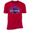 Kul'tiras Krakens - T-Shirt-T-Shirt-CustomCat-Men's T-Shirt-Red-S