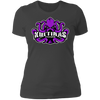 Kul'tiras Krakens - T-Shirt-T-Shirt-CustomCat-Women's T-Shirt-Heavy Metal-X-Small
