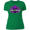 Kul'tiras Krakens - T-Shirt-T-Shirt-CustomCat-Women's T-Shirt-Kelly Green-X-Small