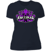 Kul'tiras Krakens - T-Shirt-T-Shirt-CustomCat-Women's T-Shirt-Midnight Navy-X-Small